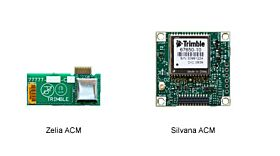 Silvana Antenna Companion Module U.FL 68677-30 Timing Modules & GPS Clocks 56.68