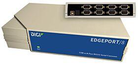 Digi Edgeport, 8 port RS232 DB-9 to USB converter 301-1002-08 Cellular Routers/Gateways 525