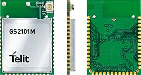 GS2101MIP WiFi Module with PCB Antenna 700-0052 Cellular Modules 12.96