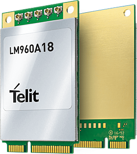 LM960A18 Gigabit LTE mPCIe Data Card LM960AIW203T0W1000 Cellular Modules 270