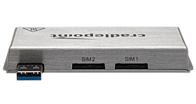 MC400 Modular Modem for E300/E3000 BF-MC400-1200M-B Cellular Modems 599.99