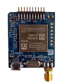 Monarch GM01Q STMOD EVK GM01Q-STMOD Cellular Modules 119
