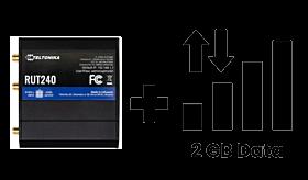 Teltonika RUT240 Mobile Internet Bundle RUT24001U000-MB Products 29.95