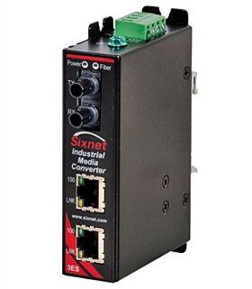 3 Port Unmanaged SLX-3ES-2ST Cellular Routers 256