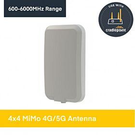 WMM4G-6-60   4x4 MiMo 4G/5G Directional Antenna WM-IN2582-15 Single Purpose Antennas 815.6