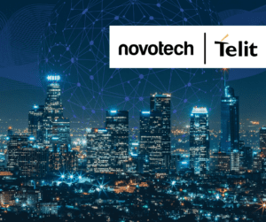 Novotech Partners with Telit Press Release